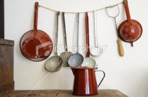 stock-photo-13620925-antique-kitchen-equipment